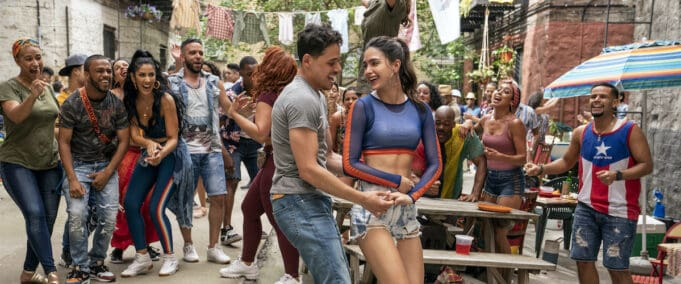Film Review: 'In The Heights'