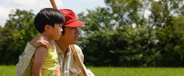 Minari Film Review - Steven Yeun