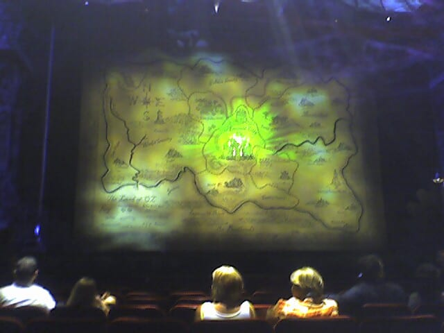 Wickedstageopening