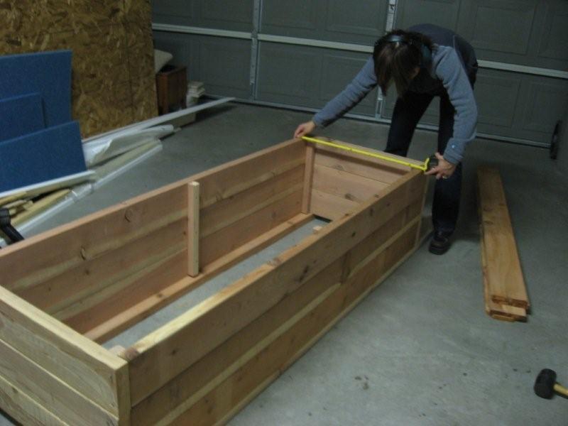 Wooden Vegetable Box Plans Wooden Designs – Garden Planter Box Plans