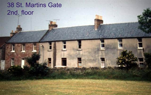 38 St. Martin's Gate - 2nd Floor- Sean Connery