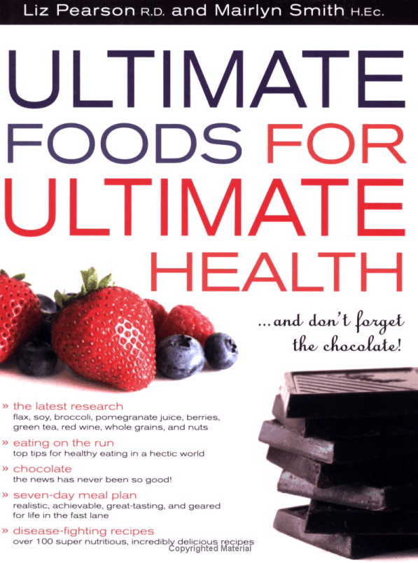 Ultimate Foods For Ultimate Health Book Cover