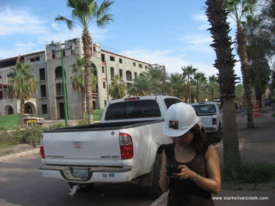 Loreto BlackBerry on Paseo near Posadas