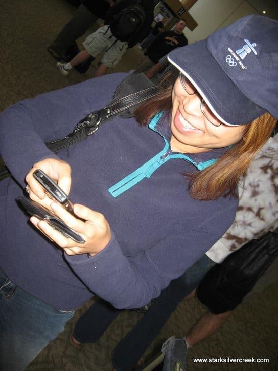 Loni Loreto BlackBerry