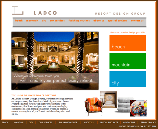 Ladco Resort Design Group