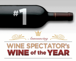 Wine Spectator 2008 Wines of the Year