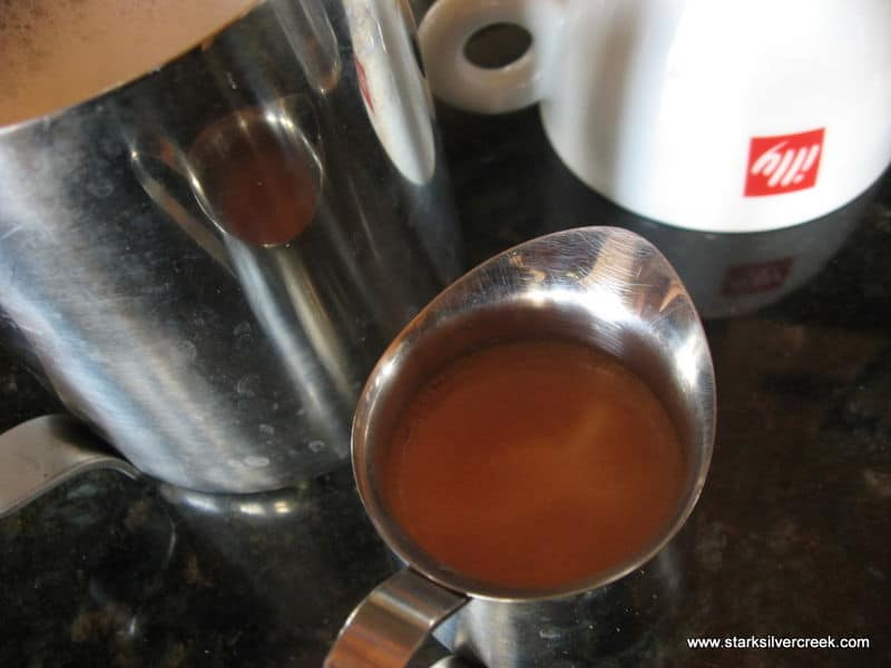 how to get the most crema in espresso