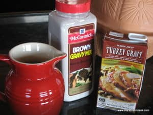 Gravy - Ultmate Clay Pot Turkey for Thanksgiving