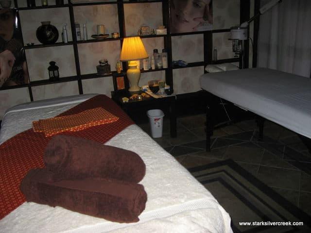 Spa Posada de las Flores - Treatment Room