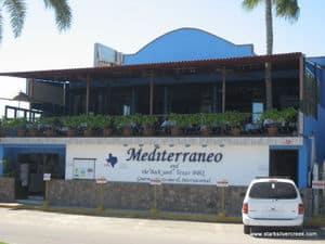 Mediterraneo Restaurant, Loreto BCS