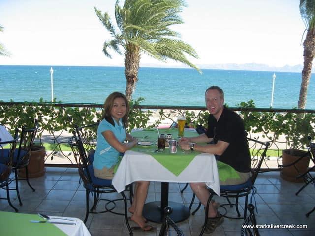 Mediterraneo terrace