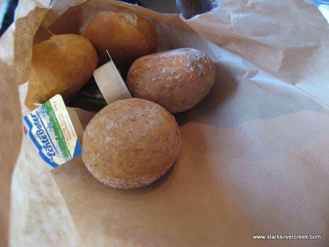 Brasserie de 3 Fonteinen, Belgium. Bread