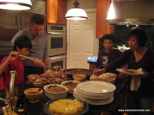 Ultimate Thanksgiving Dinner 11-27-2008 7-51-07 PM