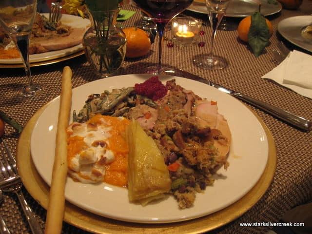 Ultimate Thanksgiving Dinner 11-27-2008 7-58-54 PM