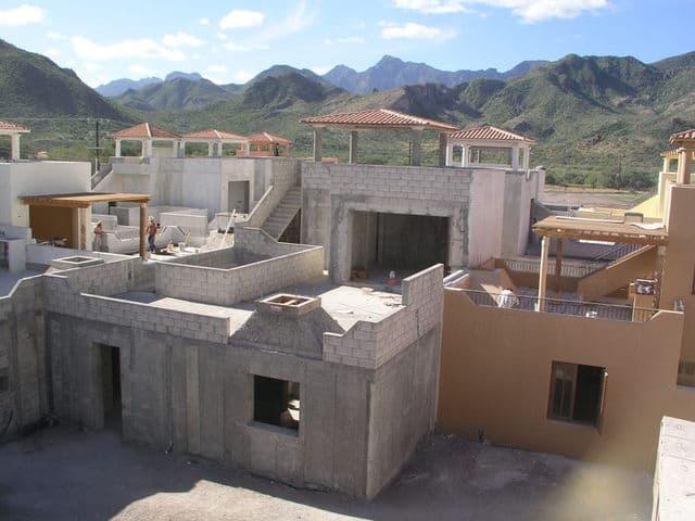 Loreto Bay Construction 11 2008 03